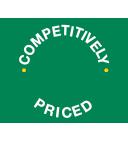 Competitvely Priced